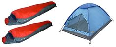 High Peak USA Alpinizmo 2 Lite Pak 20 Sleeping Bags with Monodome 3 Tent Combo Set Red Regular * You can get more details by clicking on the image.(This is an Amazon affiliate link and I receive a commission for the sales)