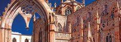 """Ciudades mexicanas que no sabías que eran Patrimonio Mundial. Estas ciudades reciben el título de """"Ciudad Patrimonio"""" debido a su belleza y riqueza cultural. ¡Anímate a recorrerlas!"""