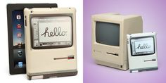 Make your iPad look like a vintage Mac with Padintosh. So funny!