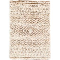 Rhapsody Neutral and Yellow Rectangular: 5 Ft. x 8 Ft. Rug - (In No Image Available)