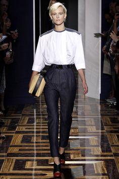 Balenciaga Ready-to-Wear Spring 2012 (15)