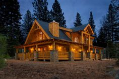 Mountain View Lodge | 3 BR | 2 BA | 1 HBA | 1,944 SF | Natural Element Homes #mostpopular