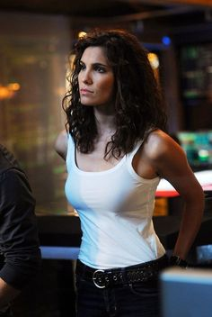 Daniela Ruah as Kensi on NCIS LA