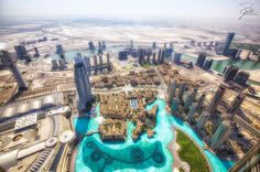 Cities from Above, Dubai by Frank Kehren | S.O.M.F