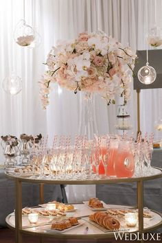 A Sweet Summer Wedding Infused With Elegance #wedding #urquidlinen