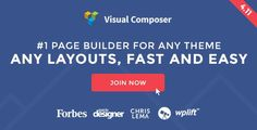 Get Visual Composer – Page Builder for WordPress. Visual Composer – Page Builder for WordPress is the Best Selling drag and drop frontend and backend page builder plugin, already powering Visual Composer – Page Builder for WordPress Newsletter Design, Newsletter Templates, Templates Free, Wordpress Template, Wordpress Plugins, Wordpress Free, Layout, Blogger Tips, Blogger Templates