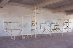 Thomas Vailly . Line 02 . The creative factory - artnau   artnau