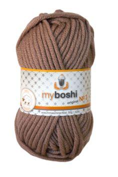 Myboshi No.3 372 ocker 100% Merinowolle 4,95 €