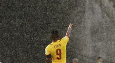 Why they call it the beautiful game - 65 stunning images of the World Cup