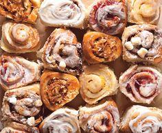 One homemade dough, five scrumptious ways.