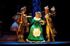 Ehhh, sì, perché ieri sera il Teatro Brancaccio sembrava Broadway ! Un musical degno delle grandi produzioni americane! Un'emozione gran...