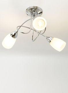 Bhs Ottoni Wall Lights : Smoke Nadine Cluster Light - Ceiling Lights - Home, Lighting & Furniture - BHS Interior ...