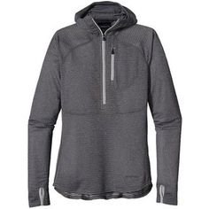 Heaviest baselayer within #Patagonia Capilene! Works on it's on for cold-weather climbing.