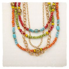 Shop Now! I found the Calinda Necklace at http://www.arhausjewels.com/product/nc322/necklaces. $216.00 #arhausjewels #necklaces.