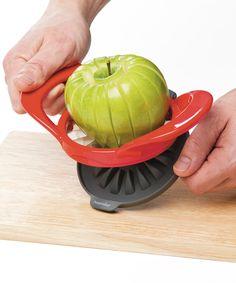 Love the thinner slices this Apple Slicer makes....