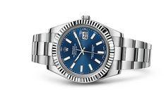 Rolex Datejust II Watch: 904L steel - 116300