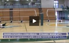 Volleyball Passing Drills, Dynamic Warm Up, Get In Shape, Basketball Court, Indoor, Usa, Women, Getting Fit, Interior