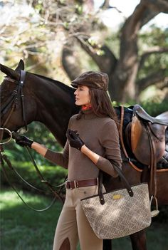Fashionista in the country / B's English manor .. X ღɱɧღ / Ralph Lauren Classic Accessories 2013