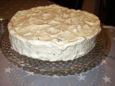Anne Laila´s verden: Ingeborgs fantastiske iskake Pudding Desserts, Yummy Cakes, Chocolate Cake, Biscuits, Food And Drink, Pie, Tasty, Cookies, Baking