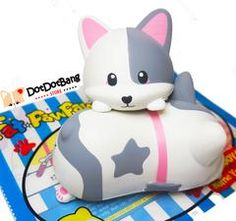 DotDotBang Store provides wide variety of affordable squishies, stationery and accessories. Cute Squishies, Two Faces, New Edition, Toys Shop, Accessories Shop, Cute Puppies, Free Gifts, Hello Kitty, Corgi