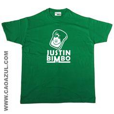 JUSTIN BIMBO