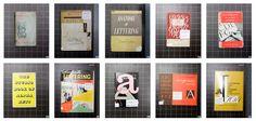 """*First published atCongreso Internacional de Tipografía de Valencia, Valencia, June 2010, as: """"Lettering comercial en Inglaterra. Estudio de diez manuales delettering durante la segunda mitad del..."""