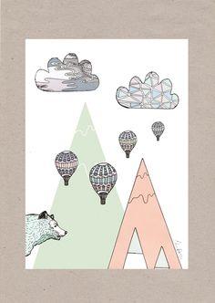 Elina Dahl: Mina nya illustrationer.