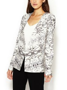 Silk Printed Jacket. Enjoy Shopping With A Discount Up to 90% off Designer Handbags, Clothing, Home Items and more
