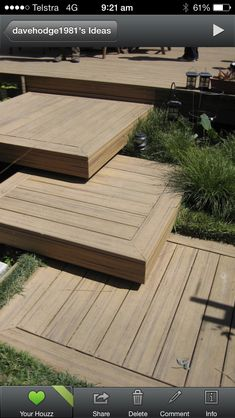 Stairs for backyard