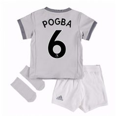 Manchester United Third Baby Kit 2017 18 with Pogba 6 printing Manchester United, Manchester City, Paul Pogba, Soccer Shop, Baby Kit, Third Baby, Old Trafford, European Football, Man United