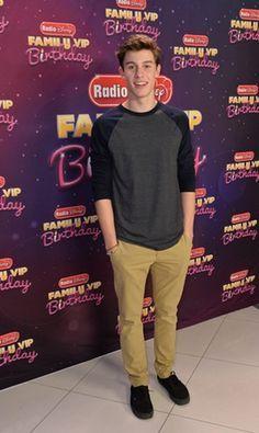 Shawn Mendes Radio Disney Family Birthday
