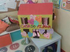 Casa Pajama Day, Activities, Home