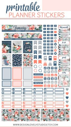 Planner Stickers - Being Productive: Easy Time Management Planning Tricks To Do Planner, Mini Happy Planner, Free Planner, Budget Planner, Planner Pages, Monthly Planner, College Planner, Student Planner, Printable Planner Stickers