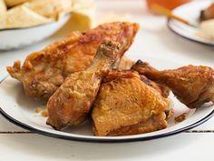 Fried Chicken with Gravy   Epicurious.com