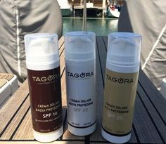 The protection that you need even for your boat rides! ;) Three types of security to meet the needs of all skin types. Designed for tanning in healthy and natural way.  Here are our sunscreen: -Sunscreen TAGORA, high protection (SPF 30) -Sunscreen TAGORA, Media protection (SPF 20) -Sunscreen TAGORA, low protection (SPF 10 with tanning Activator)  Discover more on http://shop.hotelmamiani.com/tagora-cosmetic/tagora-creme-solari.html  #tagora #tagoracosmetic #justfromnature