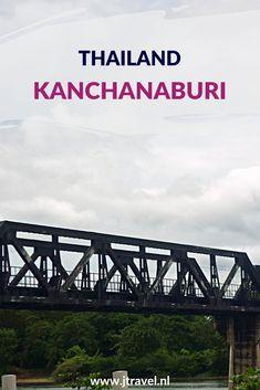 Eén van de meest indrukwekkende plaatsen die ik bezocht is Kanchanaburi. Een plek waar heel veel is gebeurd tijdens de Tweede Wereldoorlog. Meer over Kanchanaburi lees je in dit artikel. Lees je mee? #kanchanaburi #thailand #jtravel #jtravelblog