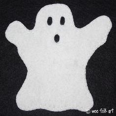 Ghost Applique Block (Ghost 1)