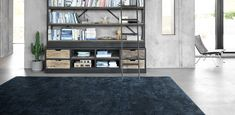Check this out! Hotel Lobby, Lounge, Bookcase, Dressing, Carpet, Shelves, Rugs, Interior, Check
