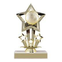 Star Basketball Trophy