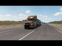 American Truck Simulator - ATS 1.39 - Volvo VNL - ProMods Canada version American Truck Simulator, Mack Trucks, Volvo, Canada