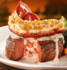 1000+ images about Steak n Lobster on Pinterest | Lobsters, Surf and ...