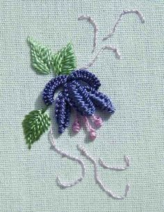 Brazilian Embroidery | INSTRUCTIONS FOR BRAZILIAN EMBROIDERY | Embroidery Designs