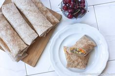 Breakfast Burritos (