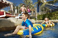 Wild Wadi water park, Dubai - Juha's Journey