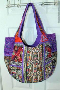Vintage Hand Crafted Gypsy Banjara Hand Bag