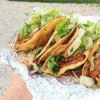 Chicken street tacos. WW friendly, 2SP.
