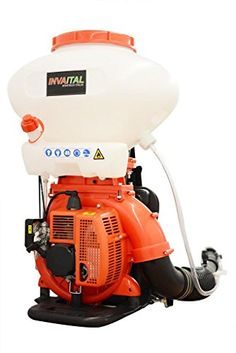 New Invatech Italia Mister Duster Mosquito Sprayer Mosquito Fogger Backpack Sprayer Cold Fogger  Powerful Backpack Sprayer, Mister, Duster, Leaf Blower, Mosquito Sprayer 4.3 HP Motor  5.3 Gallon (20L) Tank Capacity  3 Year Warranty, Ships via UPS 3 DAY AIR with Free Shipping  The only unit on the market that mists liquids and spreads granular and powder goods such as Sulfer, Lime and Fertilizer.  45 Day 100% Money Back Guarantee including free return shipping if you are not satisfied f...