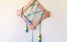 Easy Kids Craft How To Make a Dreamcatcher
