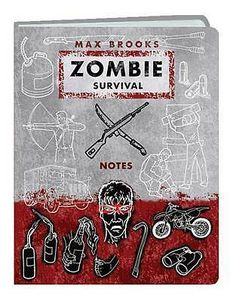 Zombie #survival #notes mini journal max brooks #hardback new book free uk shippi, View more on the LINK: http://www.zeppy.io/product/gb/2/231516575859/