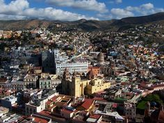This Colourful Mexican City is Home to a Dark Tourist Attraction